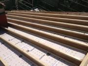 Dämmkonstruktion Dampfsperre Pavatex Steildach Aschwanden AG Nänikon Uster Bedachungen Dachdecker Hanspeter Sahli