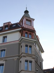 Aschwanden AG Bedachungen Uster Nänikon Dübendorf Zürich Spenglerarbeiten Klempner Kupfer Fassadenbekleidungen Fensterleibungen Fenstersturz