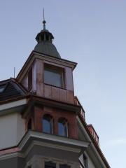 Aschwanden AG Bedachungen Uster Nänikon Dübendorf Zürich Spenglerarbeiten Kupfer Dünnblech Fensterleibungen Dachrinnen Kehlen Kehlbleche Doppelfalz Falzsystem