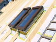 Wohraumdachfenster Steildach Aschwanden AG Nänikon Uster Unterkonstruktion Roto farbbeschichtet Hanspeter Sahli Dachdecker Bedachungen
