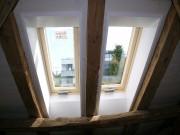 Steildach Wohnraumdachfenster Fensterfutter Aschwanden AG Nänikon Uster Hanspeter Sahli Roto
